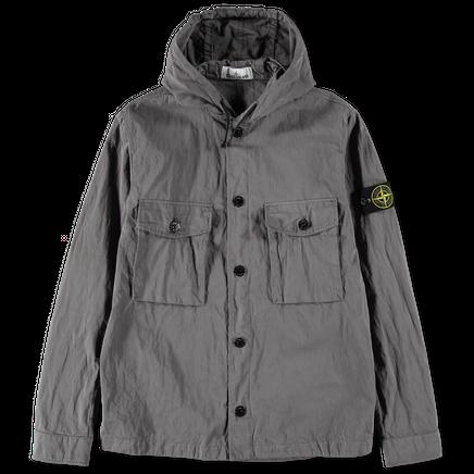 Hooded Overshirt 721512408 V0063