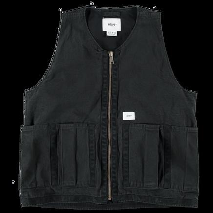 Rack / Vest Cotton Oxford