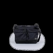 Porter Force Shoulder Bag - Black