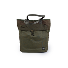 Porter Force Tote Bag - Olive Drab
