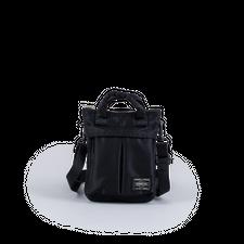 Porter Howl Helmet Bag Mini - Black