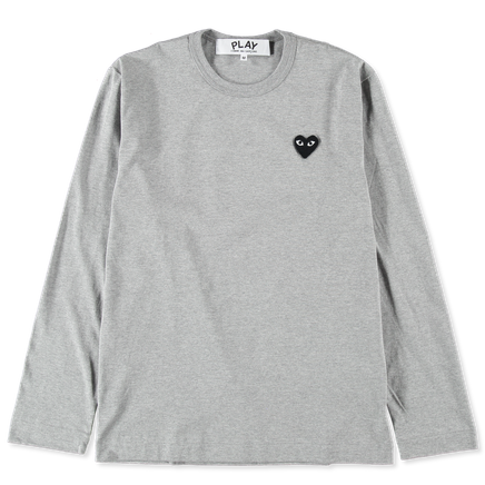 Black Heart L/S T-shirt