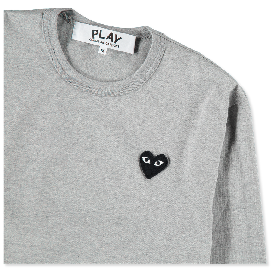 Black Heart L/S T-shirt