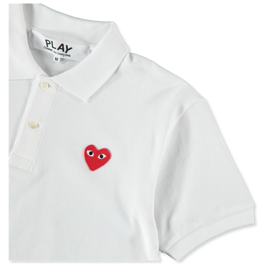 Red Heart Polo Shirt