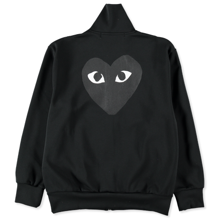 Black Heart Track Top