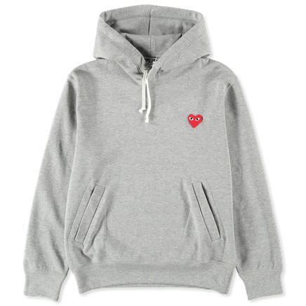 Red Heart Hooded Sweatshirt
