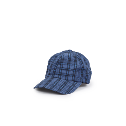 Plaid Breaker Hat