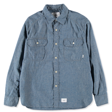 Cell L/S Chambray Shirt