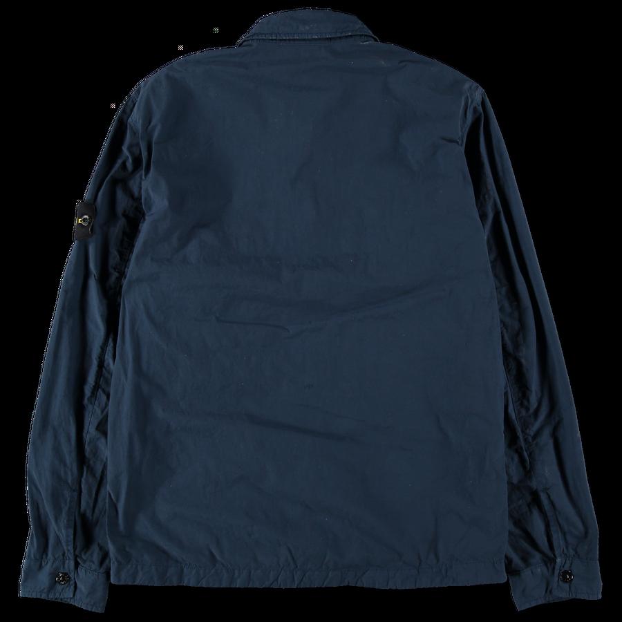 Naslan Light Zip Overshirt - 721511102 - V0028