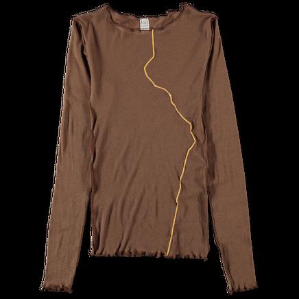 Sykes Picot Long Sleeve