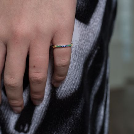 Distorted Single Ring