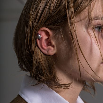 Chrystalised Ear Cuff