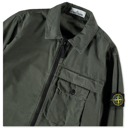 Old Effect GD Zip Overshirt - 7315107WN - V0159