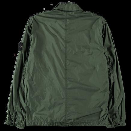 731510123 V0055 Crinkle Reps Overshirt