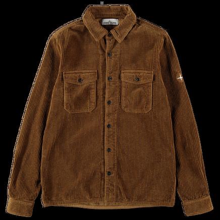 Corduroy Shirt - 731512111  - V0071