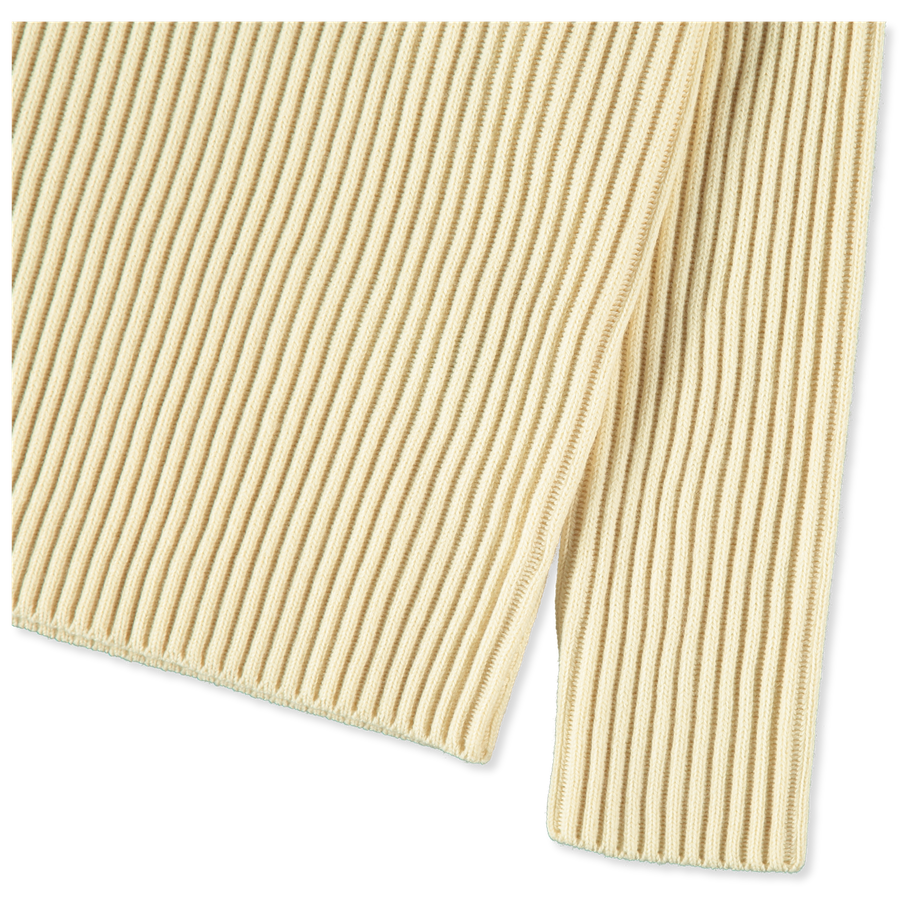 English Rib Wool CN Knit - 7315517C2 - V0035