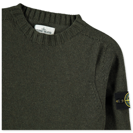 Lambswool CN Sweater - 7315505A3 - V0059