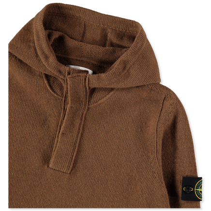 7315507A3 V0071 Lambswool Hooded Sweater