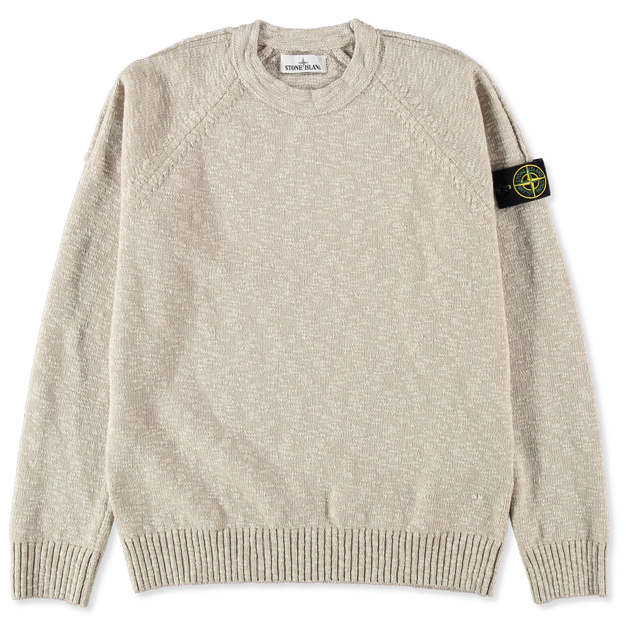 Cotton Wool Melange CN Knit 7315573D3 V0092