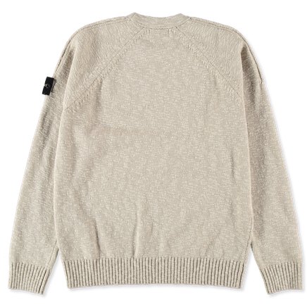 Cotton Wool Melange CN Knit 7315573D3 V0092