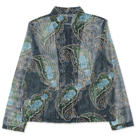 Mesh Zip Jacket