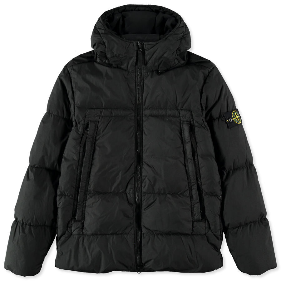 Crinkle Reps NY Hooded Down Jacket 731540723 V0029