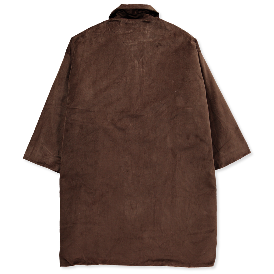 Blob Velvet Coat