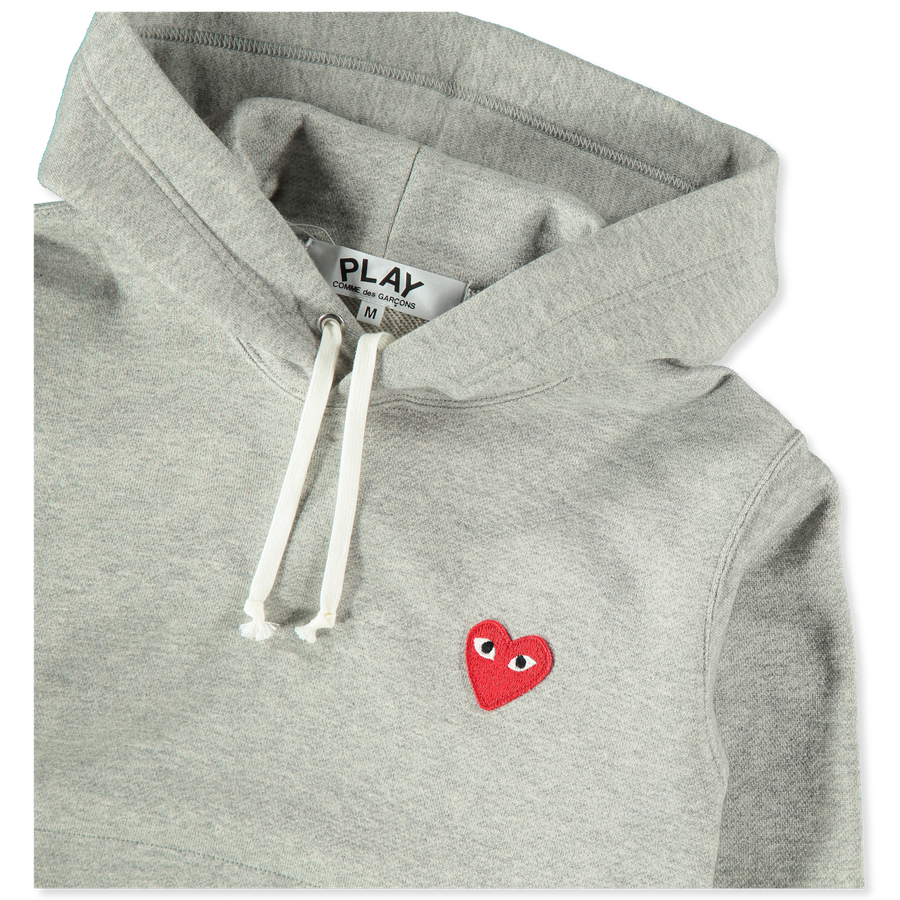 Red Heart Hooded Sweatshirt