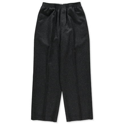 Relaxed Flannel Trousers