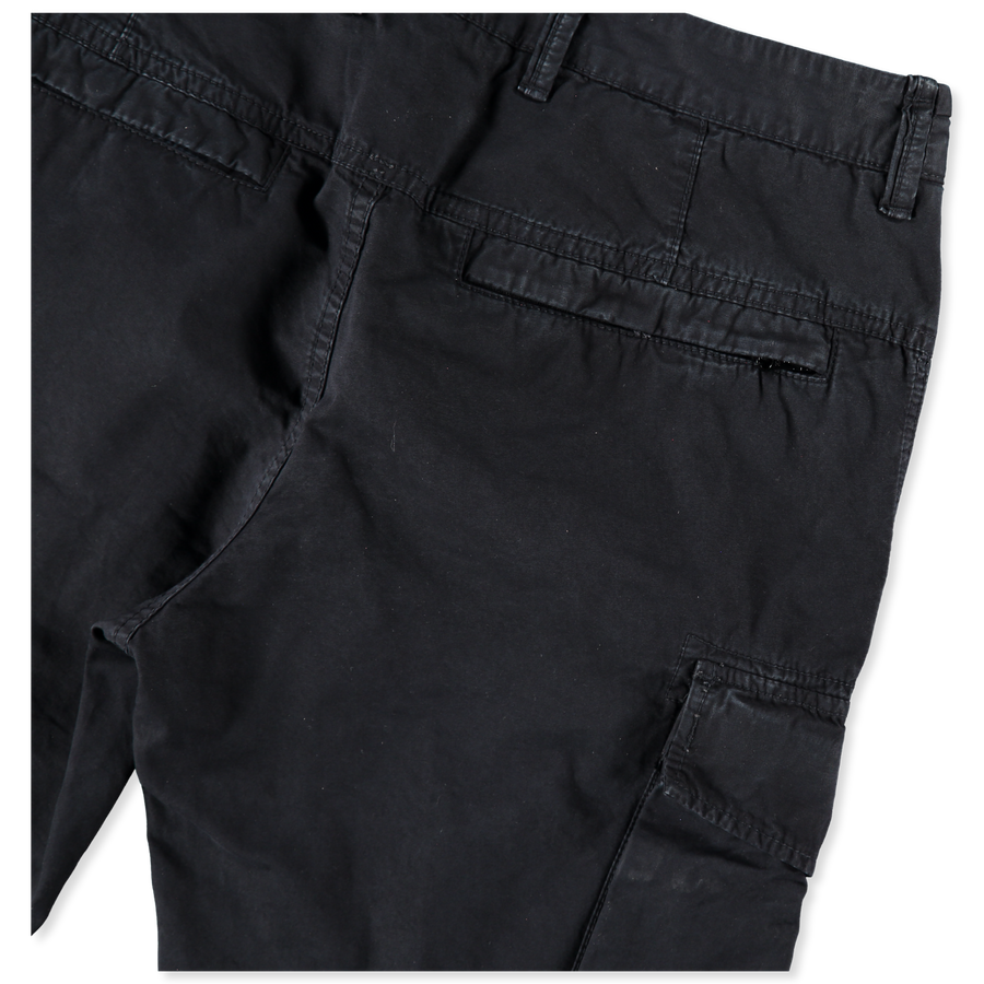 Old Effect Cargo Trousers