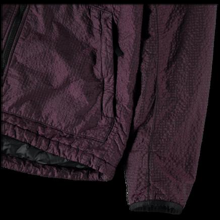 731544234 V0129 Poly Colour Frame Hooded Jacket