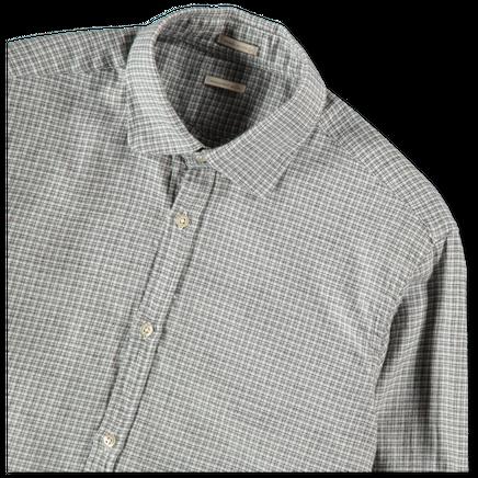 Canary Check Shirt