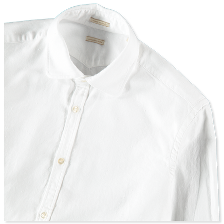 Canary Slub Cotton Shirt