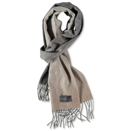 Arran Ombre Chashmere Scarf