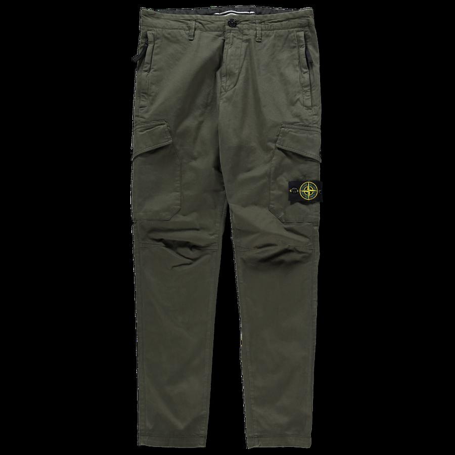 731531310  V0059 Stretch Gabardine Cargo Pant