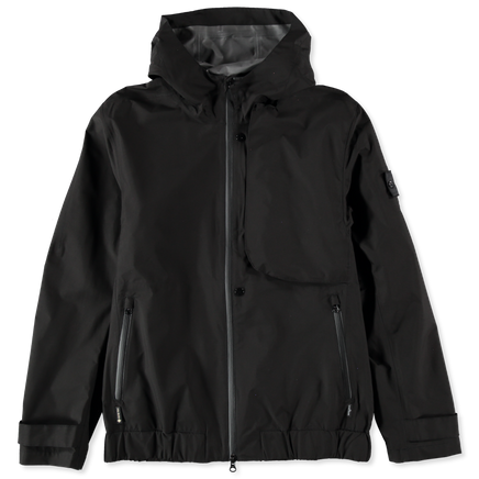 Gore-Tex Paclite Hooded Jacket