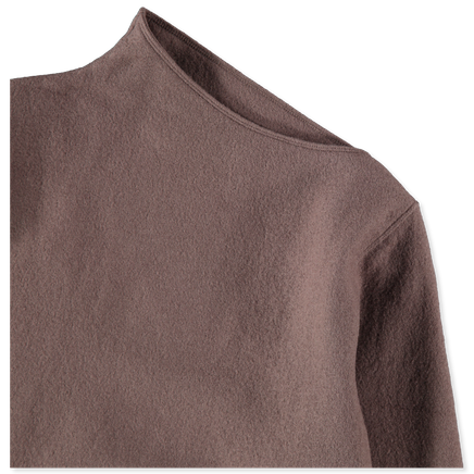 Asymetrical Collar Sweater