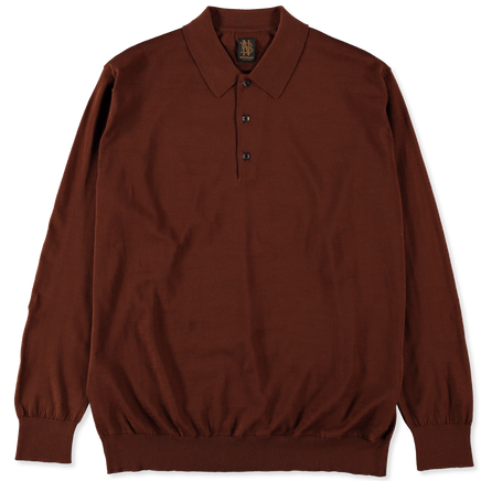 4 Seasons L/S Polo Shirt