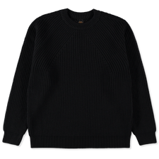 Batoner Signature Crew Neck - Black