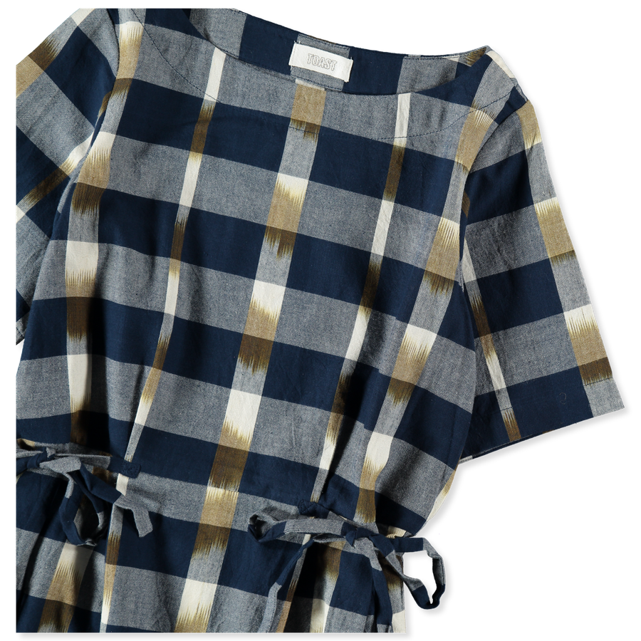 Kato Ikat Olin Dress