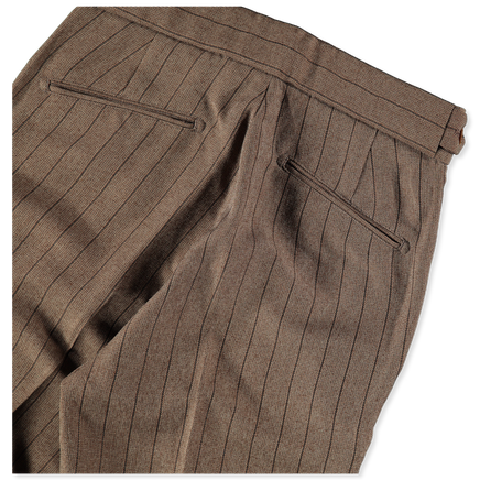Side Tab Trouser