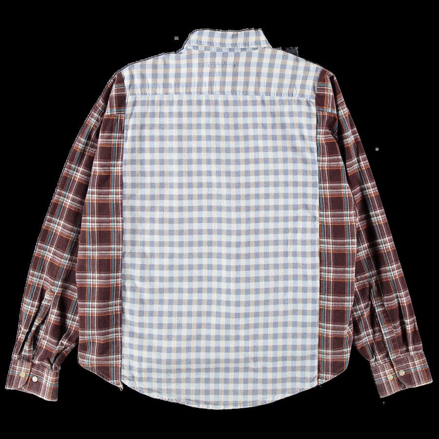Flannel Shirt 7Cuts
