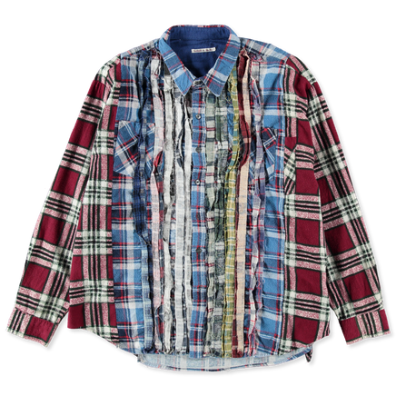 Flannel Shirt 7Cuts