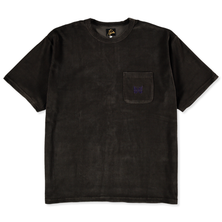 Velour S/S Pocket Tee