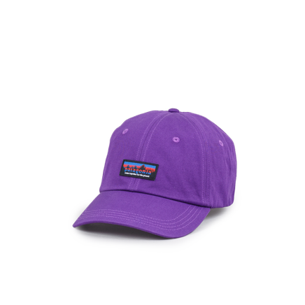 Together for the Planet Label Trad Cap