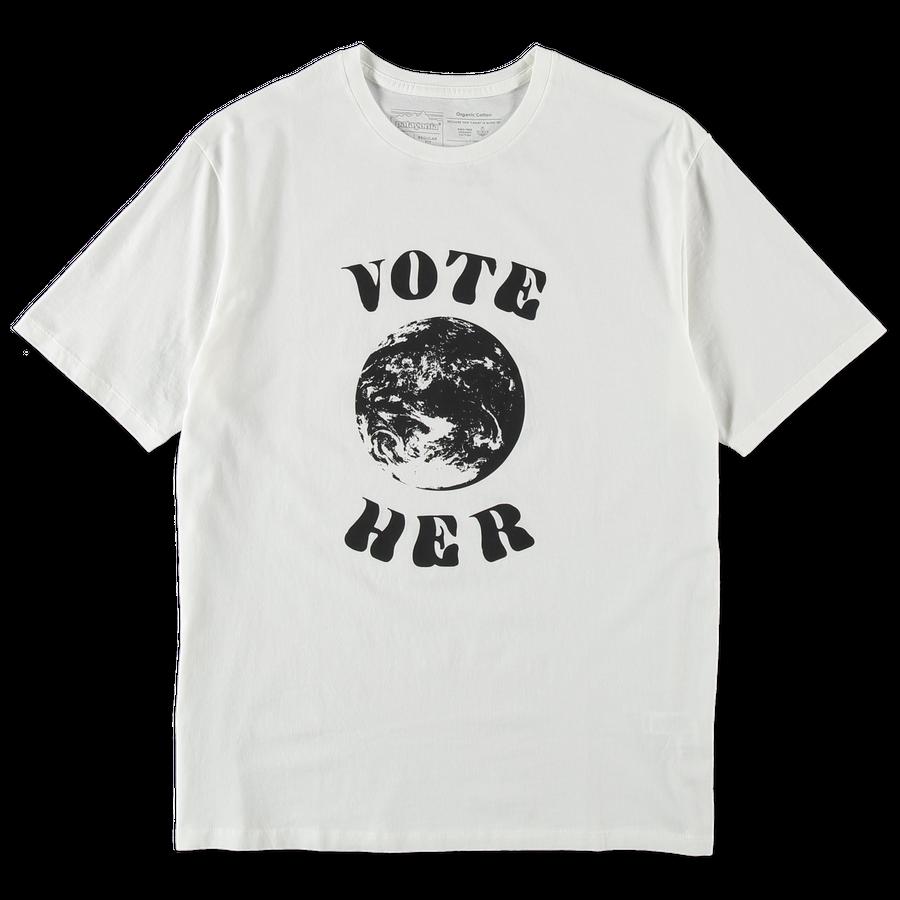 M's Vote Her Organic T-Shirt