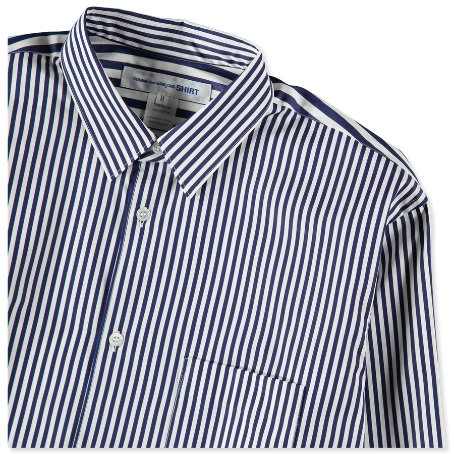 Forever Narrow Wide Stripe Shirt