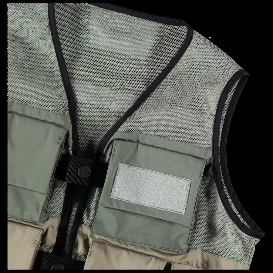 TDS×SP Event Fishing Vest