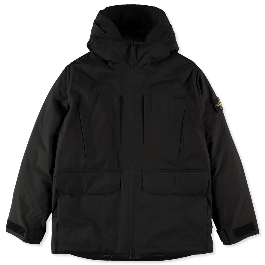 Gore-Tex Ripstop Hooded Down Jacket 731540230 V0029