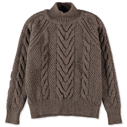 Ruby Cable Knit Sweater